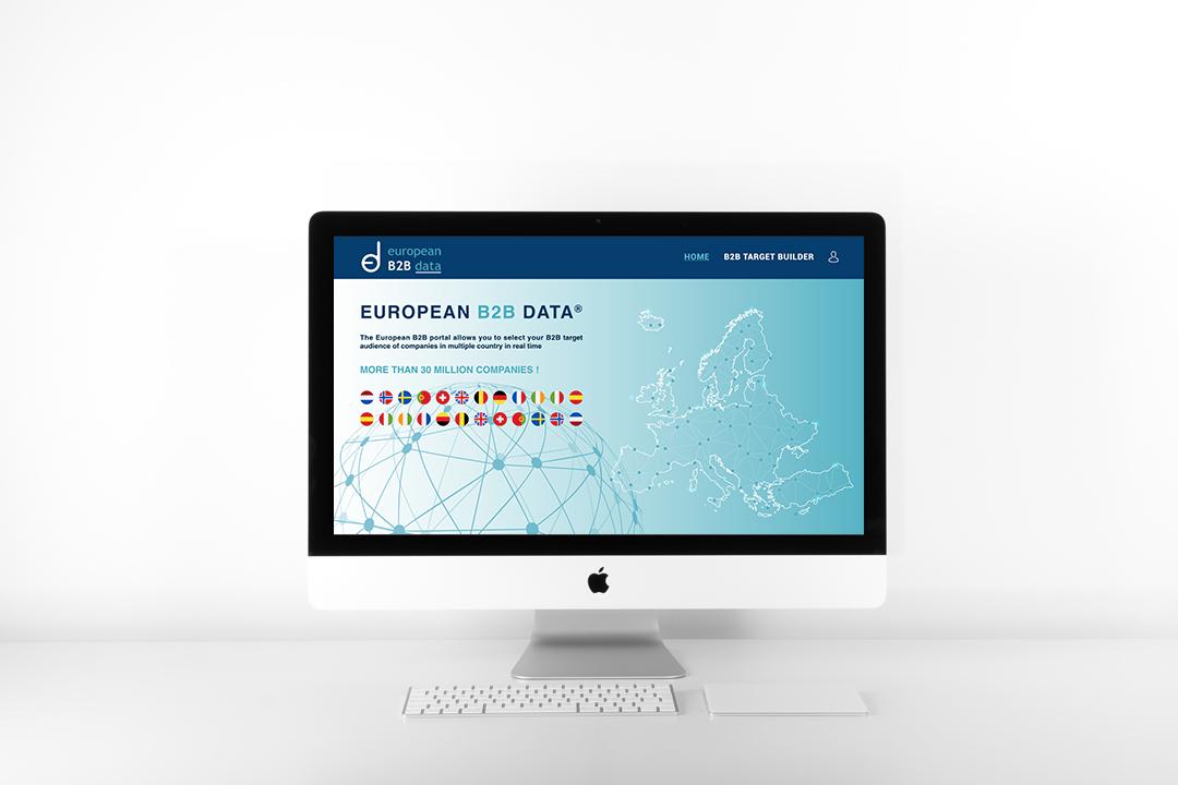 website european B2B Data